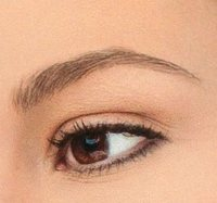 brow and eye treatment
